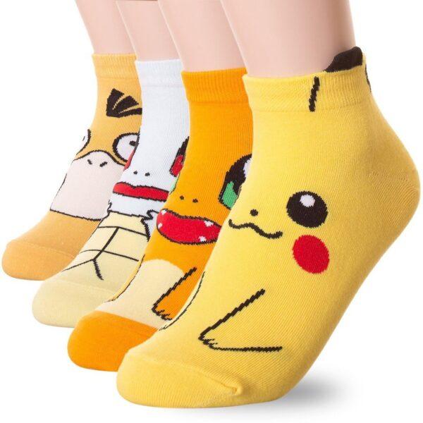 Chaussettes basses Pokemon Chaussettes 5