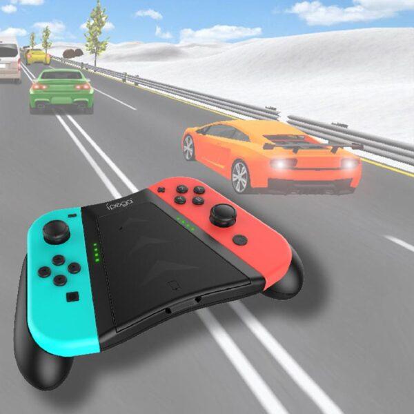 Support de jeu ergonomique Joycon Nintendo Switch Gaming 6