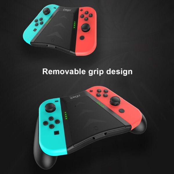 Support de jeu ergonomique Joycon Nintendo Switch Gaming 4