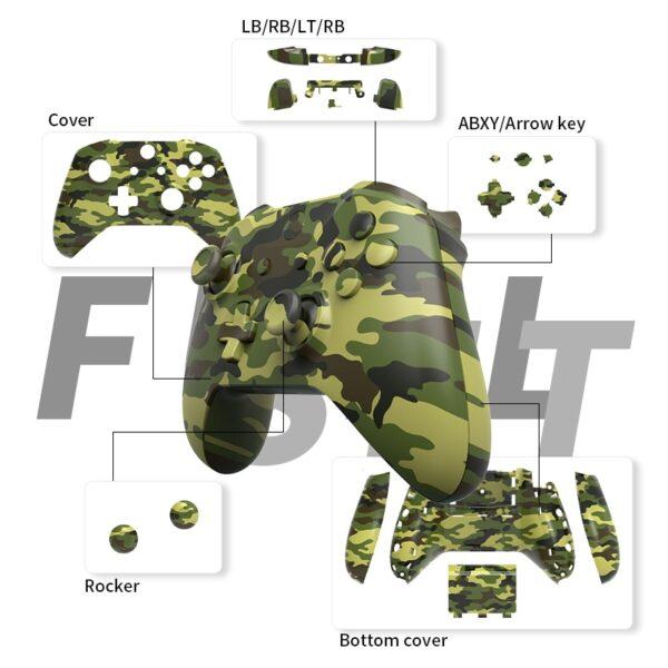 Kit de personnalisation pour manette XBox One S Gaming 3