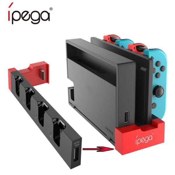Dock de charge pour Joycon Nintendo Switch Gaming 3