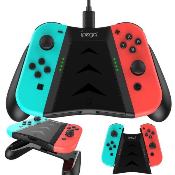 Support de jeu ergonomique Joycon Nintendo Switch Gaming 2