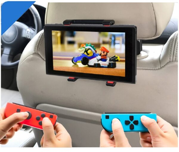 Support Nintendo Switch pour voiture Gaming 2