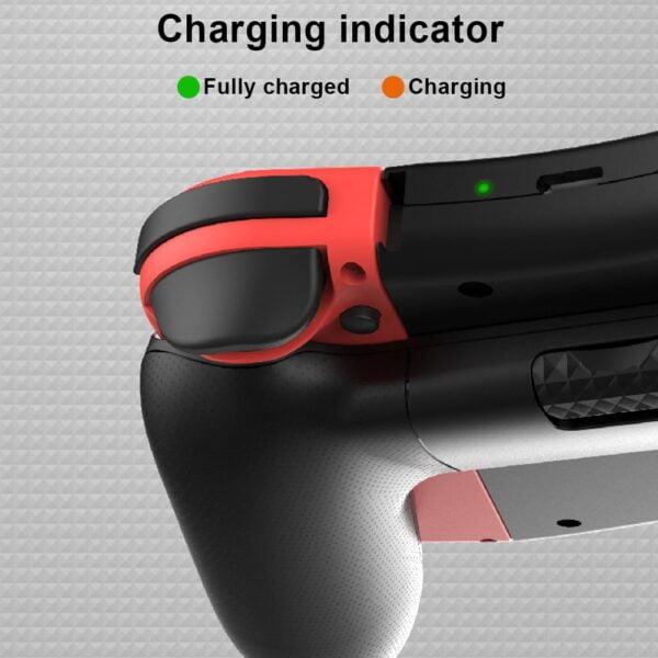 Support de jeu ergonomique Joycon Nintendo Switch Gaming 7