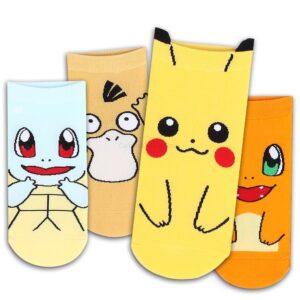 Chaussettes basses Pokemon Chaussettes
