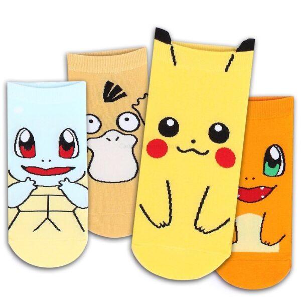 Chaussettes basses Pokemon Chaussettes 2