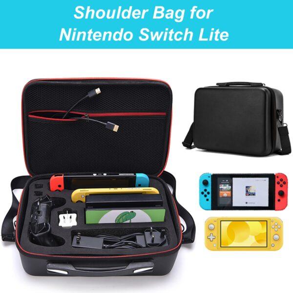 Malette de transport Nintendo Switch Gaming 3