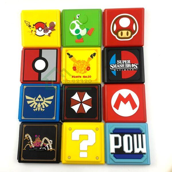 Boite de jeux Nintendo Switch Gaming 2