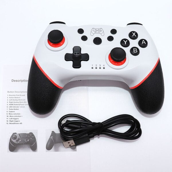 Manette Nintendo Switch Pro Gaming 5