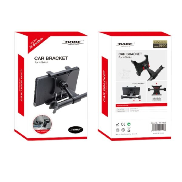 Support Nintendo Switch pour voiture Gaming 7