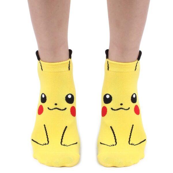 Chaussettes basses Pokemon Chaussettes 6