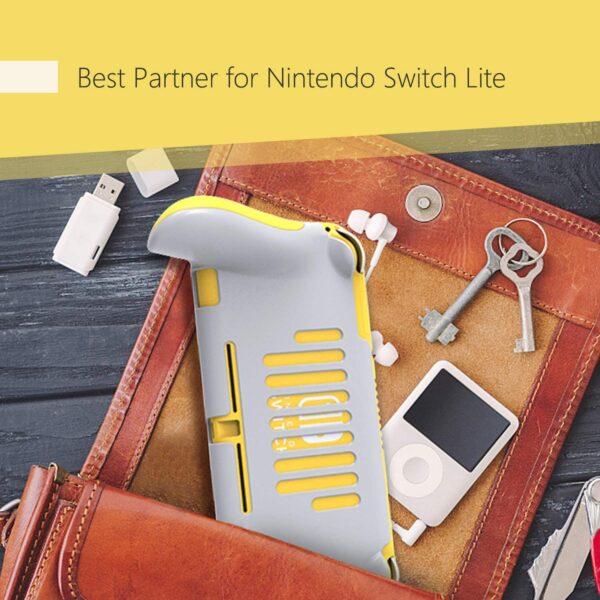 Coque ergonomique Nintendo Switch Lite Gaming 6