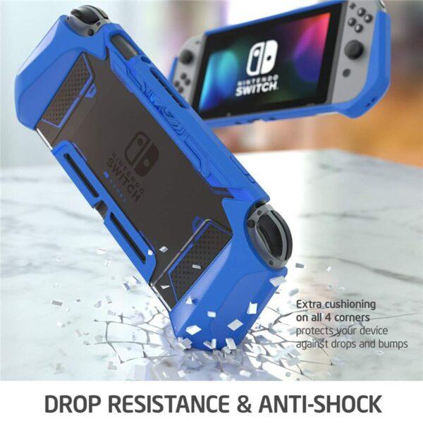 Etuis de protection ergonomique pour Nintedo Switch Gaming 4