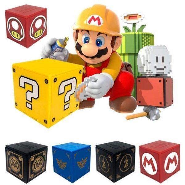 Boite pour 16 jeux Nintendo Switch Gaming 2