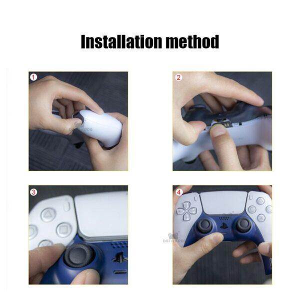 Kit de personnalisation manette Sony Playstation 5 Gaming 7